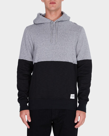 SPLIT POPTOP FLEECE