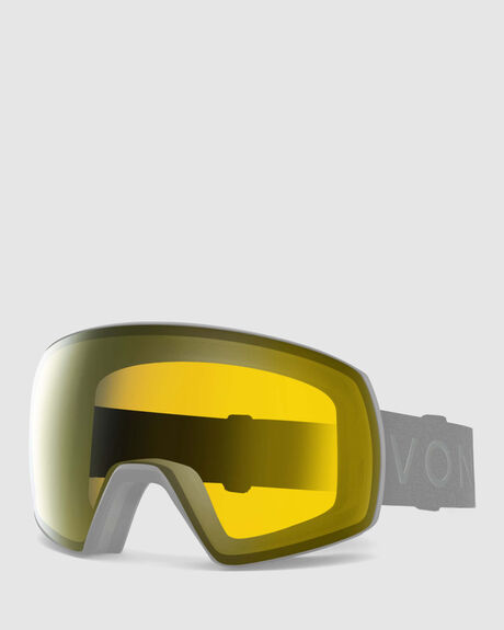 SATELLITE YELLOW CHROME LENS
