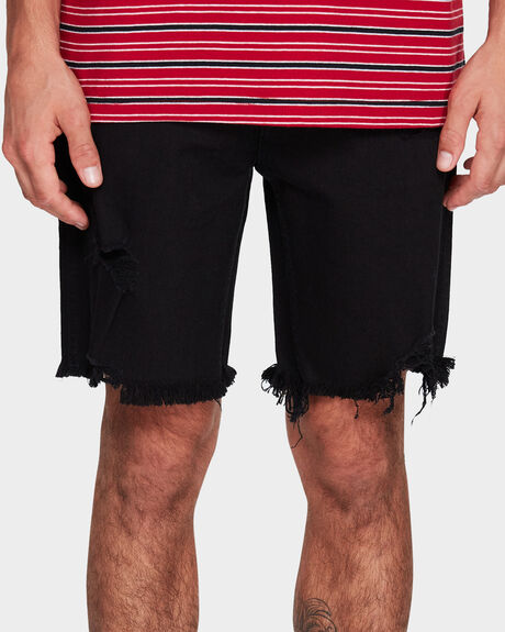 SMITH SHORT WHIPLASH BLACK