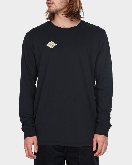 DRI-FIT FRONDS  LONG SLEEVE TEE