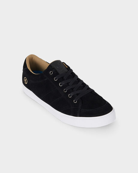 KRAMER BLACK SUEDE SHOE