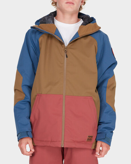 YOUTH ALL DAY SNOW JACKET
