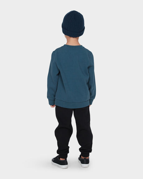YOUTH ARCH CREW JUMPER