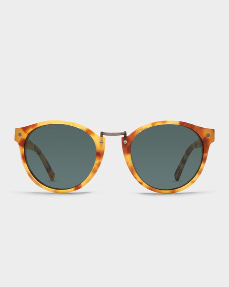 STAX LEMON TWIST VINTAGE GREY SUNGLASSES