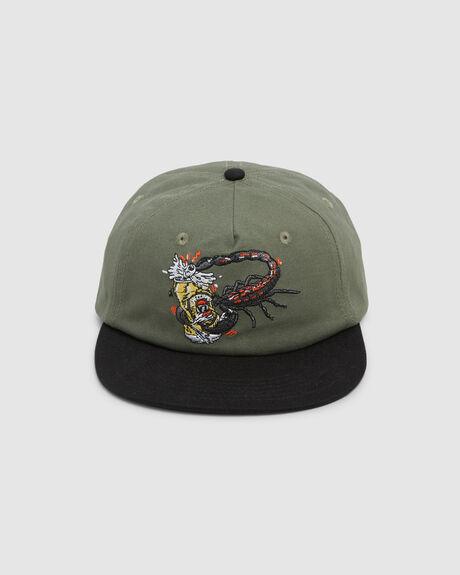 CRUSHIN CAP