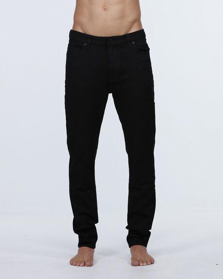 A Dropped Slim Jean