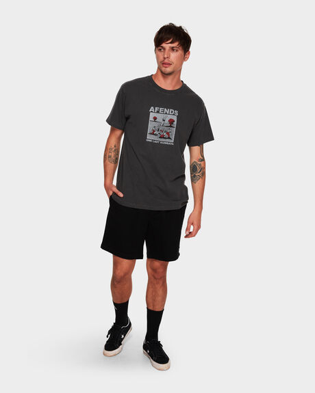 KUMBAYA RETRO FIT SHORT SLEEVE TEE