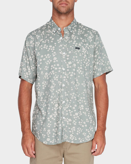 RVCA ROSA SHORT SLEEVE SHIRT