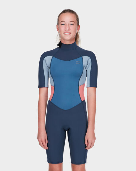 TEEN SYNERGY - 202 BACK ZIP SPRING