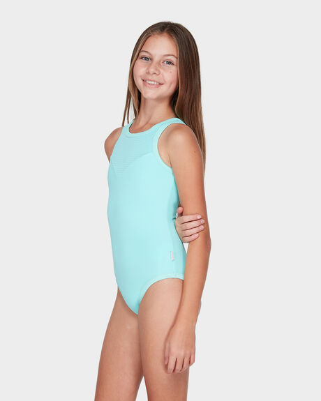 SURF ESSENTIALS HIGH NECK TANK ONE PIECE