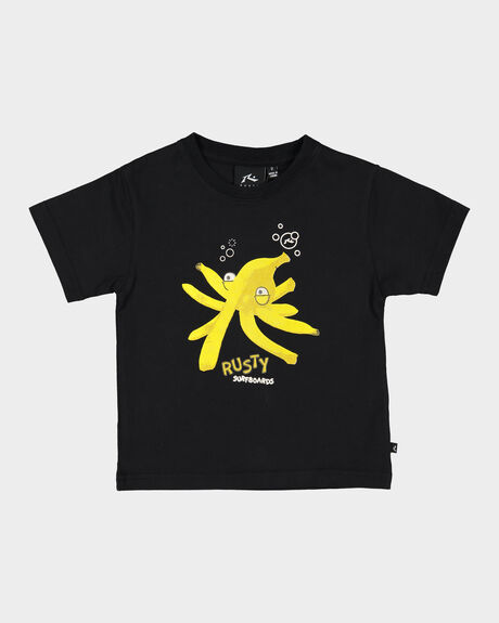 BANANAS SHORT SLEEVE TEE RUNTS