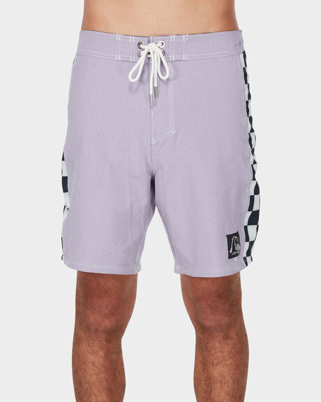 "HIGHLINE CHECKER ARCH 18"" BOARDSHORT"