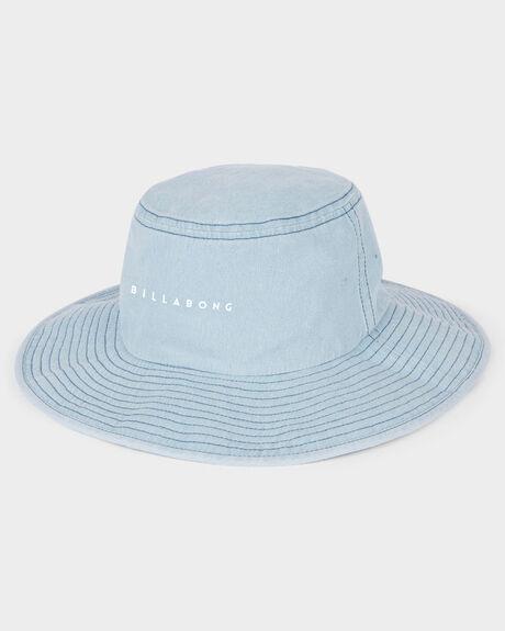 PEYOTE WASHED HAT