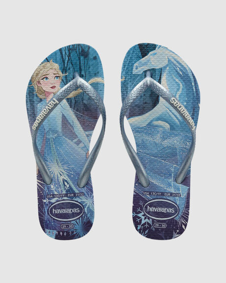 KIDS SLIM FROZEN THONGS