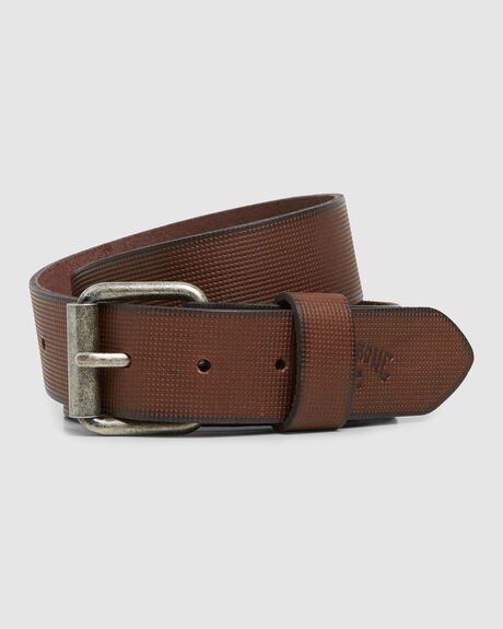 DAILY LEATHER BELT