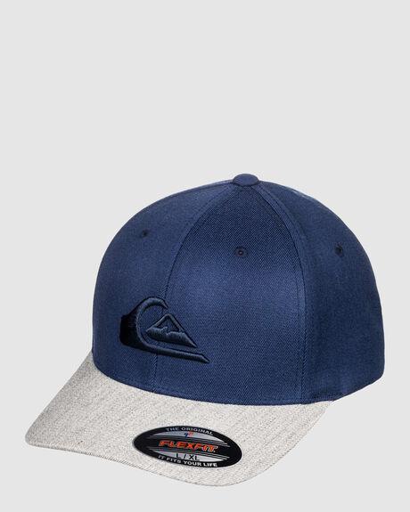 MENS MOUNTAIN AND WAVE FLEXIFIT CAP