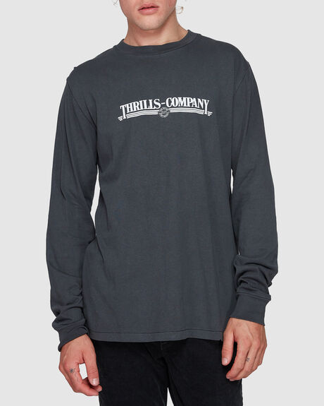 UP TO SPEED MERCH FIT LONG SLEEVE TEE