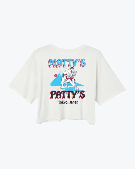 MATTYS PATTYS TOKYO SS