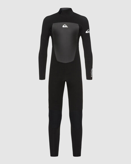 BOYS 8-16 PROLOGUE 4/3MM BACK ZIP STEAMER WETSUIT