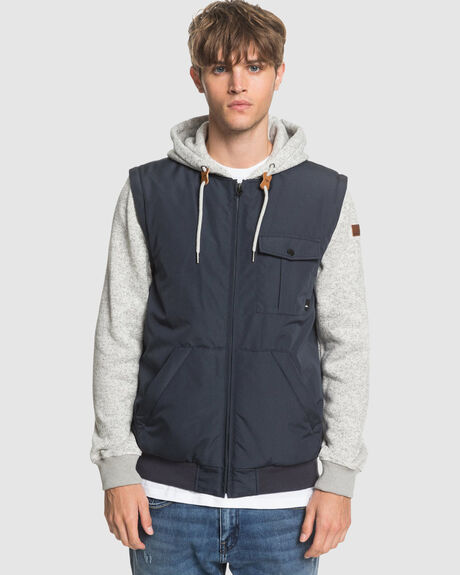 KASSLOW ZIP-UP HOODED JACKET