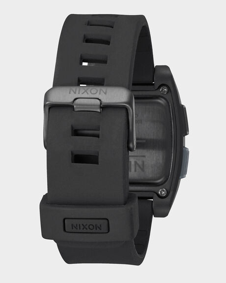 BASE TIDE ALL BLACK WATCH