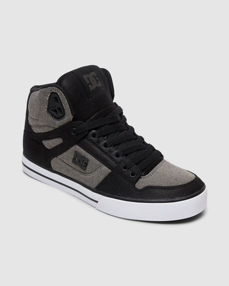 MENS PURE HIGH TOP WC TX SHOE