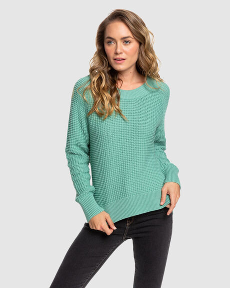 ALL ABOUT NOW KNIT JUMPER