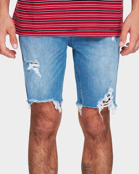 SMITH RAZORS EDGE BLUE SHORT