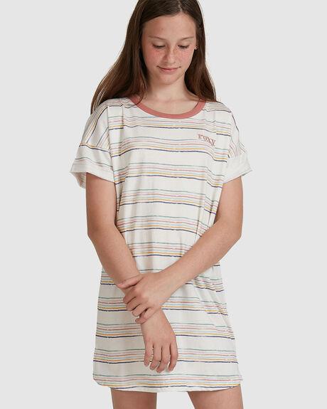 GIRLS 4-16 OPEN FIRE SHORT SLEEVE T-SHIRT DRESS