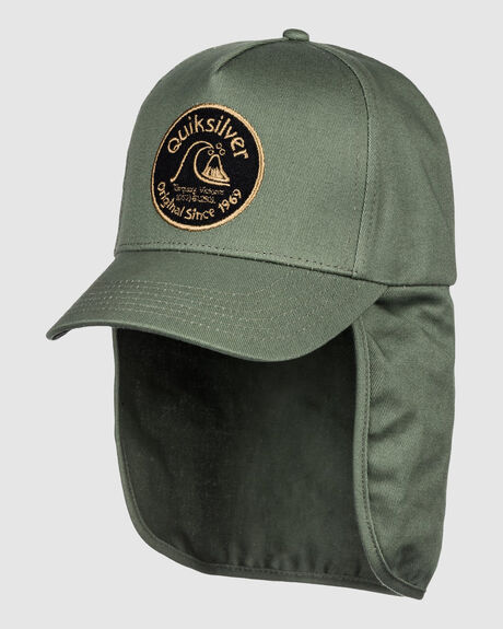 BOYS BRASHER SUN PROTECTION CAP
