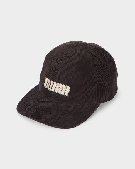 DEEP WOBBLE SNAPBACK CAP