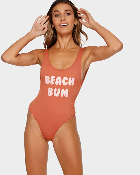 BEACH BUM ONE PIECE