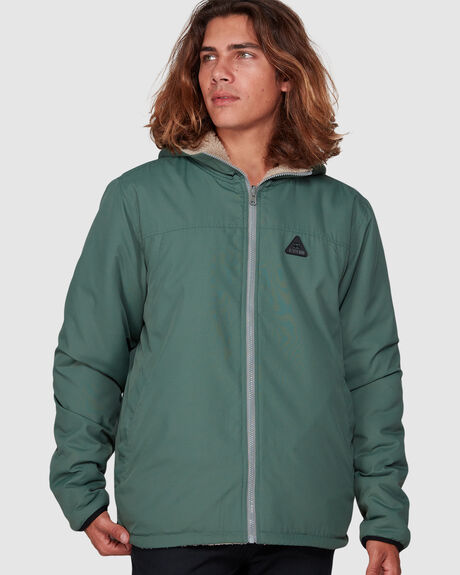 SWITCHBACK REVERSIBLE JACKET