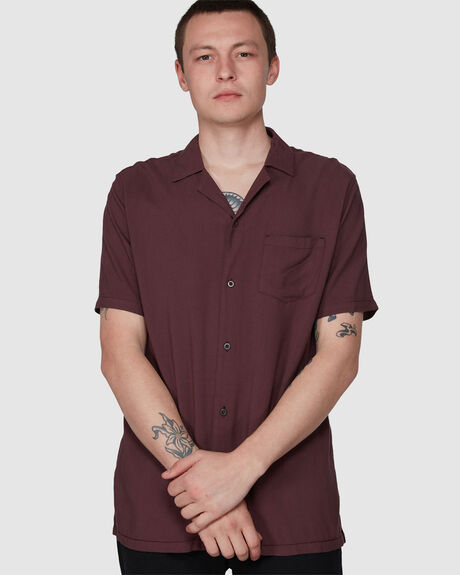 NASHUA SHORT SLEEVE SHIRT