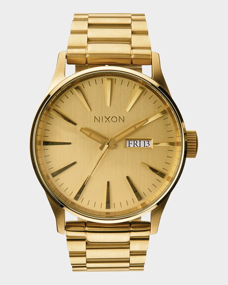 SENTRY SS ALL GOLD WATCH