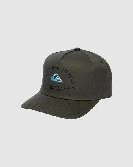 MENS GAINERS SNAPBACK CAP