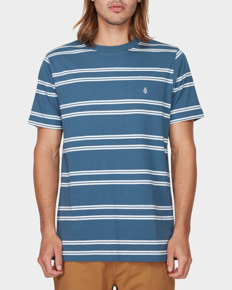 BEAUVILLE CREW SHORT SLEEVE TEE