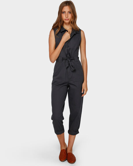 TEMPLE COVERALL