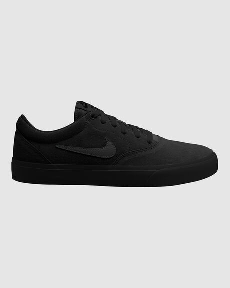 NIKE SB CHARGE SUEDE BLK/BLK