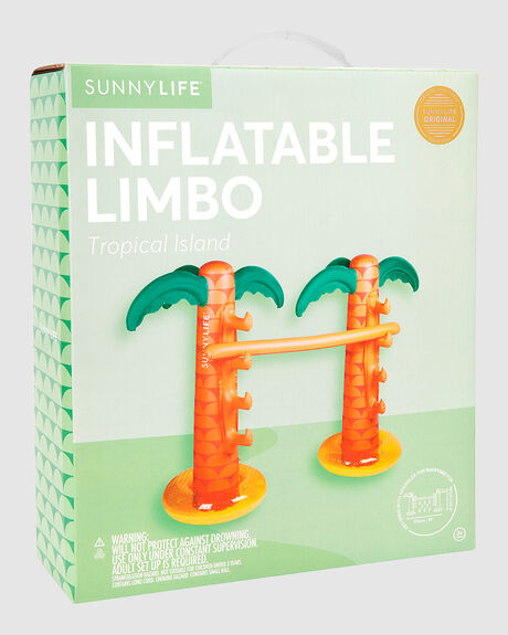 INFLATABLE LIMBO I TROPICAL ISLAND