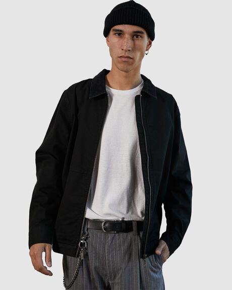 MENS MASS COACH JACKET