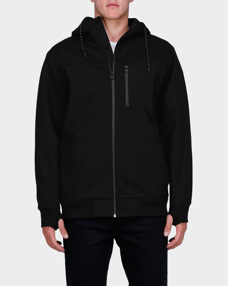 ADIV PROVINCE ZIP THROUGH HOODIE