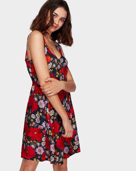 SAFARI SWING DRESS