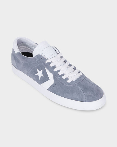 CONVERSE BREAKPOINT PRO SUEDE LOW TOP GREY SHOE