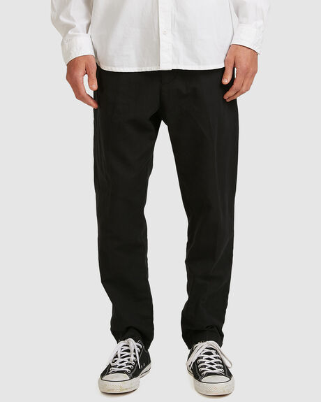 ORIGINALS - PLEATED TAPERED TROUSERS