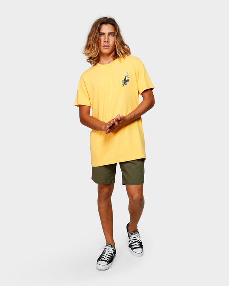 TWO CANS SHORT SLEEVE TEE