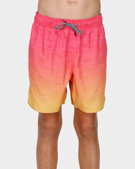 TEEN SERGIO LAYBACK BOARDSHORT
