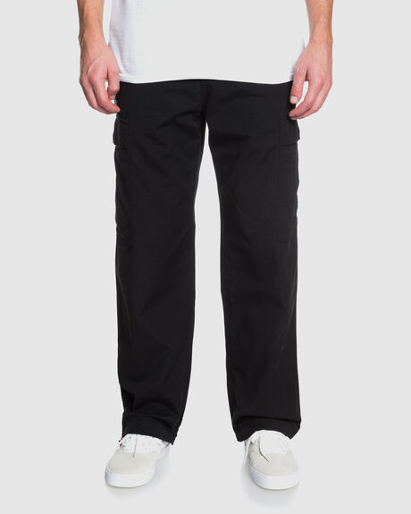 BANDED CARGO PANT