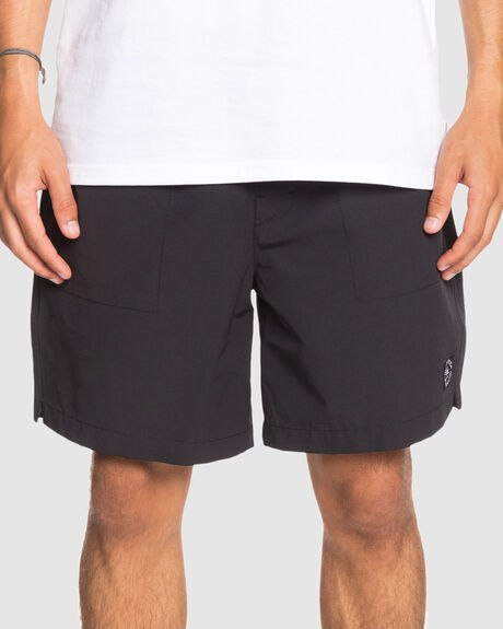 MENS ALSTON ELASTICATED SHORTS