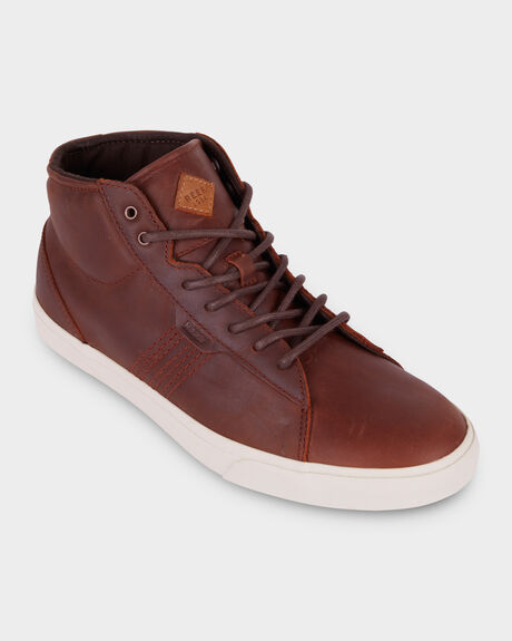 REEF RIDGE MID LUX BROWN